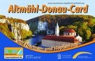 Altmühl Donau Card